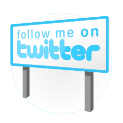 Follow me on twitter.